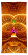 Cosmic Spiral Ascension 33 Beach Towel