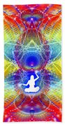 Cosmic Spiral Ascension 56 Beach Towel