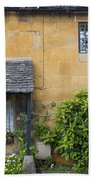 Cotswolds Cottage Beach Towel
