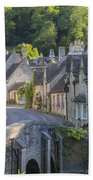 Cotswolds Morning Beach Towel