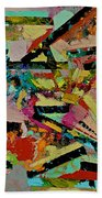Cotton Crystal Beach Towel