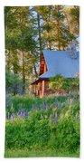 Cottonwood Cottage Spring 2014 Photographs Taken By Omaste Witko Beach Towel