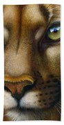 Cougar October 2011 Beach Towel