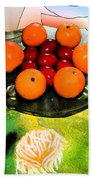 Coulouful Easter Beach Towel
