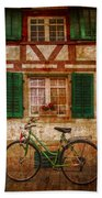 Country Charm Beach Towel