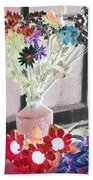 Country Comfort - Photopower 457 Beach Towel