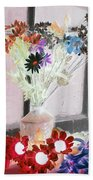 Country Comfort - Photopower 460 Beach Towel