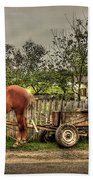 Country Life Beach Towel
