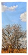 Country Smell Beach Towel