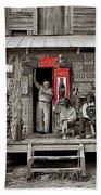 Country Store Coca-cola Signs Dorothea Lange Photo Gordonton North Carolina July 1939-2014. Beach Towel