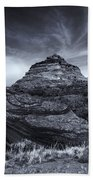 Coyote Buttes Cloud Explosion Beach Towel