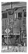 Cp Rail Train Bwtr9099-12 Beach Towel