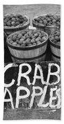 Crab Apples Beach Towel