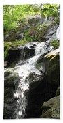 Crabtree Waterfall  Beach Towel