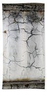 Crackle 1 Beach Towel