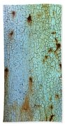 Crackled Case Beach Towel
