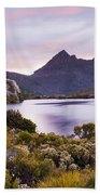 Cradle Mountain Tasmania Beach Towel