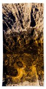 Crater Beach Towel