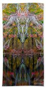 Creation 253 Beach Towel