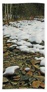 Creek Bed Beach Towel