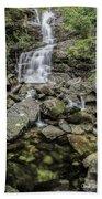 Creek Falls Beach Towel