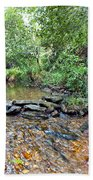 Creekside 2 Beach Towel