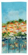 Croatia - Split Beach Towel
