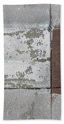 Crosswalk Patterns 2 Beach Towel