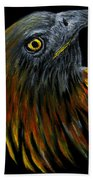Crowhawk Original Beach Towel