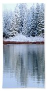 Crystal Silent Beach Towel
