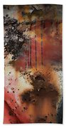 Curb The Corrosion  Beach Towel