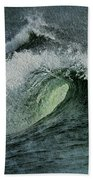 Curl Of The Wave Beach Towel