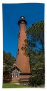 Currituck Lighthouse Beach Towel