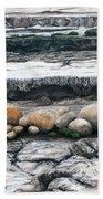 Cushion Bush Dam Beach Towel
