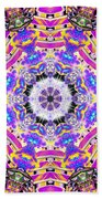 Cymatic Gateway Beach Towel
