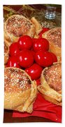 Cyprus Easter Tradition Beach Towel