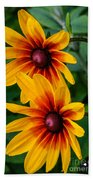 Daisy Duo Beach Towel