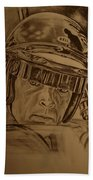 Dan  Gurney Beach Towel