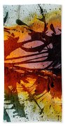 Dance Of Colours  Beach Towel