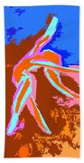 Dance Of Joy 2 Beach Towel by Patrick J Murphy