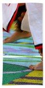 Dancing Feet Beach Towel