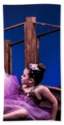 Dancing Princess Beach Towel