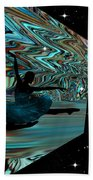 Dancing With The Stars-featured In Harmony And Happiness Group Beach Towel