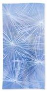 Dandelion Atmosphere Beach Towel