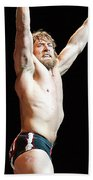 Daniel Bryan  Beach Towel