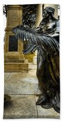 Dark Angel Beach Towel