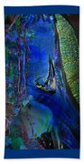 Dark River Beach Towel