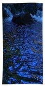 Dark Water Beach Towel