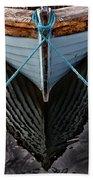 Dark Waters Beach Towel by Stelios Kleanthous