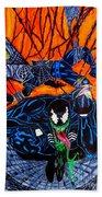 Darkhawk Issue 13 Homage Beach Towel